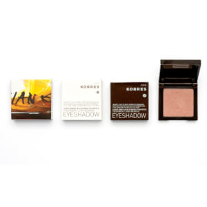 KORRES Sunflower and Primrose Eyeshadow 66 Pink