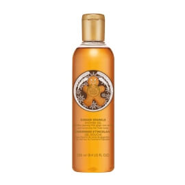 The Body Shop Ginger Sparkle Shower Gel