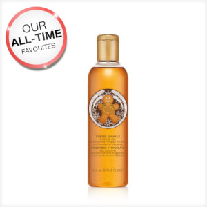 The Body Shop Ginger Sparkle Shower Gel
