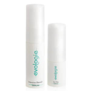 Evologie eSystem Duo Pack Intensive Blemish Serum & Stay Clear Cream