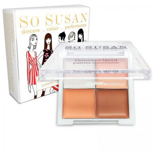 So Susan Concealer Quad
