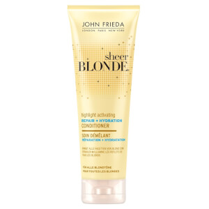 John Frieda Sheer Blonde® Highlight Activating Repair + Hydration Conditioner