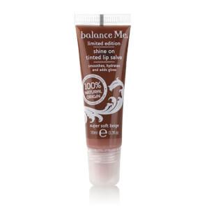 Balance Me Shine On Tinted Lip Salve