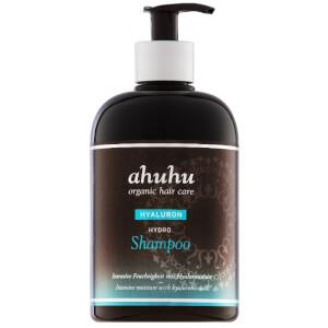ahuhu organic hair care Hyaluron Hydro Shampoo