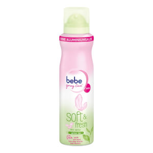 bebe ® Deo Spray Soft&Fresh