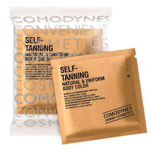 Comodynes Self-Tanning Natural & Uniform Body Color