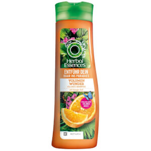 Herbal Essences Shampoo Volumen Wunder