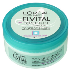 ELVITAL TONERDE ABSOLUE Tonerde Maske