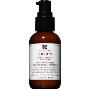 Kiehl's Powerful-Strength Line-Reducing Concentrate + Line-Reducing Eye-Brightening Concentrate