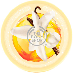 The Body Shop Vanilla Brûlée Mini Body Butter