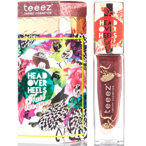 teeez Trend Cosmetics Head Over Heels Nail Lacquer