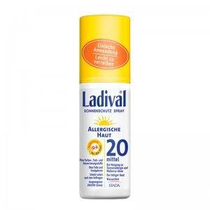 LADIVAL® Allergische Haut Sonnenschutz Spray LSF 20 bzw. 30