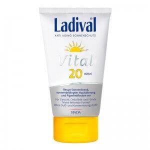 LADIVAL® Vital Anti Aging Sonnenschutz Creme LSF 20 bzw. 30