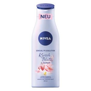 NIVEA Sensual Pflegelotion Kirschblüte & Jojobaöl