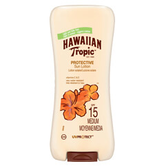 Hawaiian Tropic (1) Protective Sun Lotion SPF 15