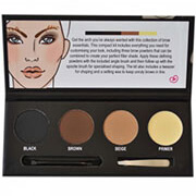 City Color Eye Brow Kit