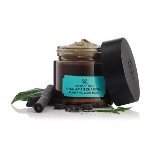 The Body Shop Himalayan Charcoal Purifying Glow Mask