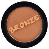 ModelCO Pressed Bronzing Powder, Bronze Shimmer