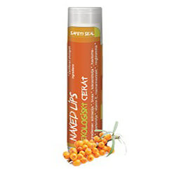 Naked Lips Lip Balm - Sea Buckthorn