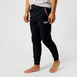 BOSS Hugo Boss Men's Cuffed Jog Pants - Navy