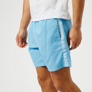 BOSS Hugo Boss Men's Seabream Swim Shorts - Pale Blue