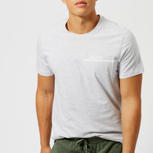 BOSS Hugo Boss Men's Small Logo T-Shirt - Grey