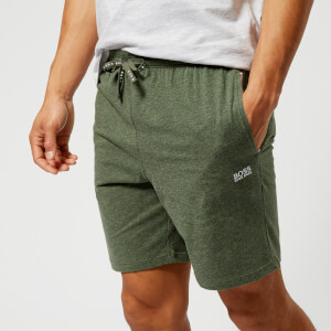 BOSS Hugo Boss Men's Sweat Shorts - Khaki