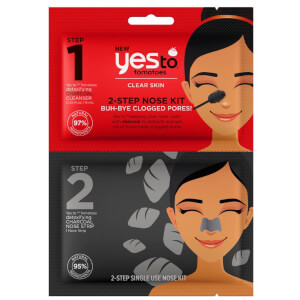 Kit pour le Nez 2 Étapes 2-Step Nose Kit yes to tomatoes