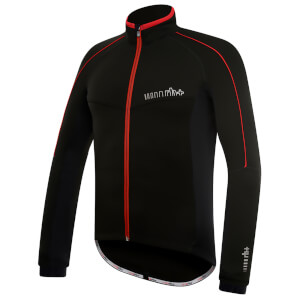 RH+ Beta AirX Long Sleeve Jersey - Black/Red