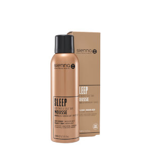 Sienna X Sleep Q10 Tinted Self Tan Mousse 200ml