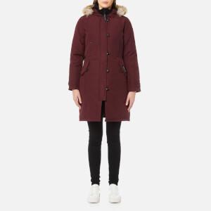 Canada Goose Women's Kensington Parka Jacket - Plum