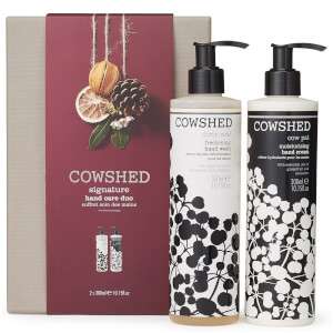 Cowshed Signature Hand Care Duo (Worth £36)