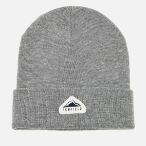 Penfield Men's Classic Beanie Hat - Grey