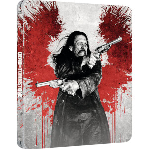 Dead In Tombstone (Zavvi Exclusive Steelbook)