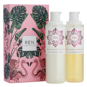REN Moroccan Rose Duo (Worth $74)