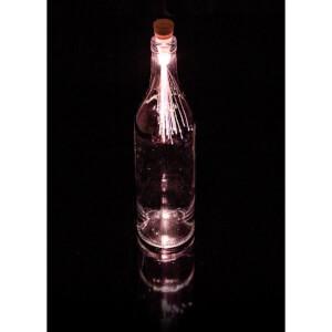 Glasfaser-Flaschenleuchte