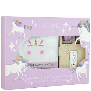 nails inc. Sparkle Like a Unicorn Gift Set