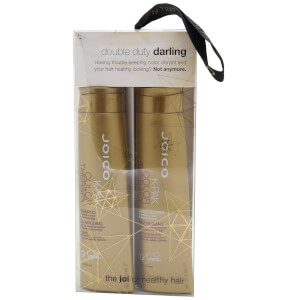 Joico K-Pak Color Therapy Shampoo and Conditioner Duo 500ml (Worth £49.83)