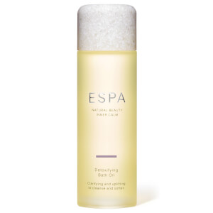 ESPA Detoxifying Bath Oil(ESPA 디톡시파잉 배스 오일 100ml)
