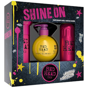 TIGI Bed Head Shine On Gift Pack (Worth £36.51)
