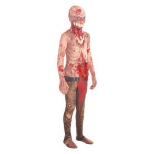 Morphsuit Kids' Exploding Guts Zombie - Multi