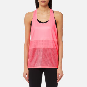 Monreal London Women's Racer Tank Top - Ultra Pink