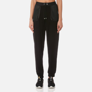 Monreal London Women's Cosy Joggers - Black