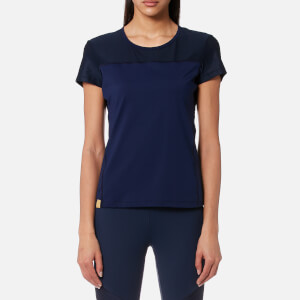 Monreal London Women's Fitness T-Shirt - Indigo