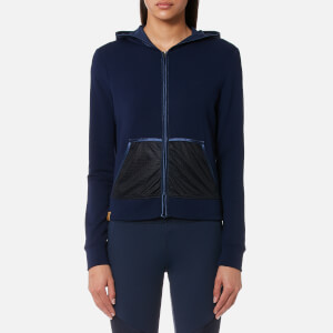 Monreal London Women's Cosy Hoody - Indigo