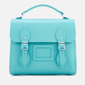 The Cambridge Satchel Company Women's Barrel Backpack - Neon Blue