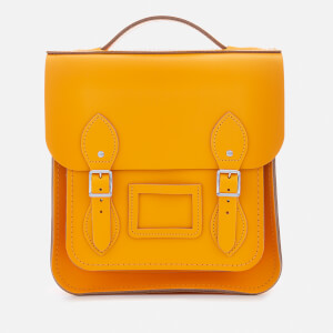 The Cambridge Satchel Company Women's Small Portrait Backpack - Yellow