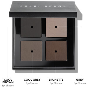Bobbi Brown Downtown Cool Eye Shadow Quad 8g