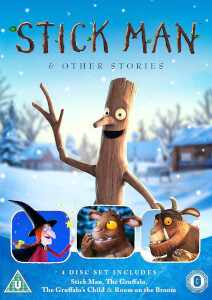 Stick Man & Other Stories Red Tag Box Set