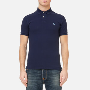 Polo Ralph Lauren Men's Slim Fit Polo Shirt - Newport Navy